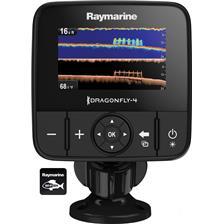 SONDEUR / GPS COULEUR RAYMARINE DRAGONFLY 4PRO