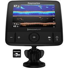 SONDEUR / GPS COULEUR RAYMARINE DRAGONFLY 7PRO