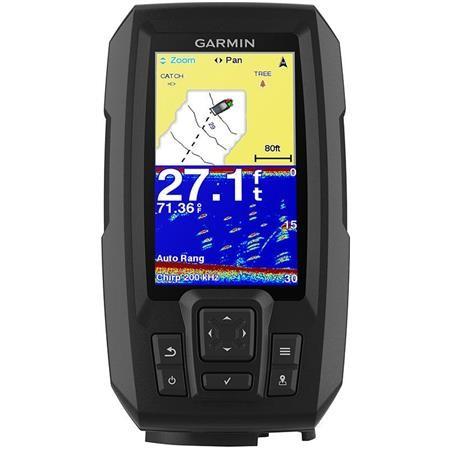 SONDEUR GPS GARMIN STRIKER PLUS 4