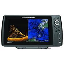 SONDEUR GPS HUMMINBIRD HELIX 10 G2 MDI CHIRP