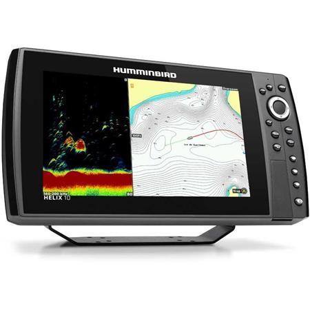 SONDEUR GPS HUMMINBIRD HELIX 10G3N CHIRP DS