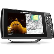 SONDEUR GPS HUMMINBIRD HELIX 10G3N CHIRP MEGA DI+