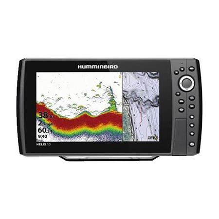 SONDEUR GPS HUMMINBIRD HELIX 10G4N CHIRP DS