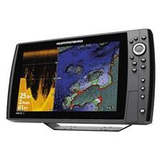 SONDEUR GPS HUMMINBIRD HELIX 12G2 MDI CHIRP