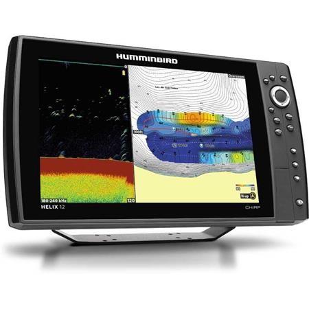 SONDEUR GPS HUMMINBIRD HELIX 12G3N CHIRP DS VERSION XD