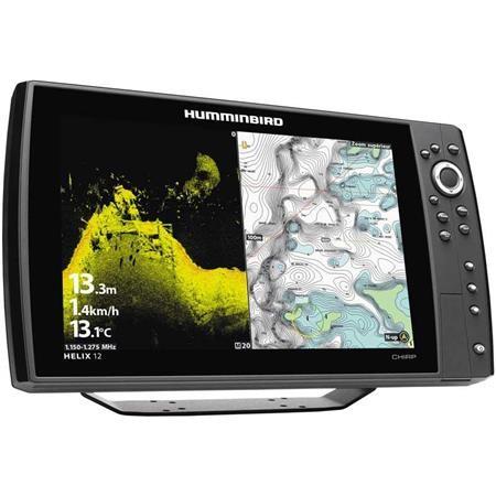 SONDEUR GPS HUMMINBIRD HELIX 12G3N CHIRP MEGA DI+
