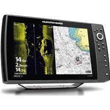 SONDEUR GPS HUMMINBIRD HELIX 12G3N CHIRP MEGA SI+