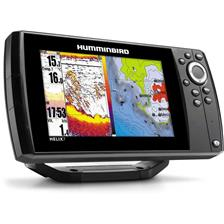 SONDEUR GPS HUMMINBIRD HELIX 7G3 CHIRP DS VERSION XD