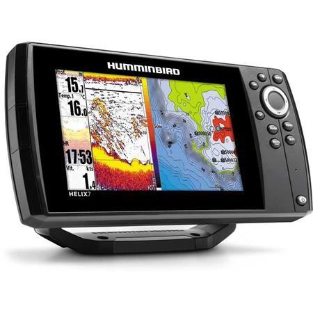 SONDEUR GPS HUMMINBIRD HELIX 7G3 CHIRP DS VERSION XD