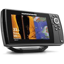SONDEUR GPS HUMMINBIRD HELIX 7G3N CHIRP MEGA SI