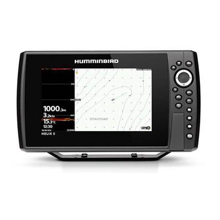 SONDEUR GPS HUMMINBIRD HELIX 8G4N CHIRP VERSION XD