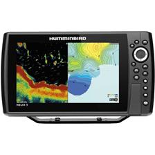 SONDEUR GPS HUMMINBIRD HELIX 9G3N CHIRP DS VERSION XD