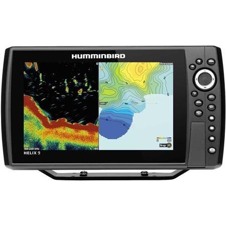 SONDEUR GPS HUMMINBIRD HELIX 9G3N CHIRP DS VERSION XD