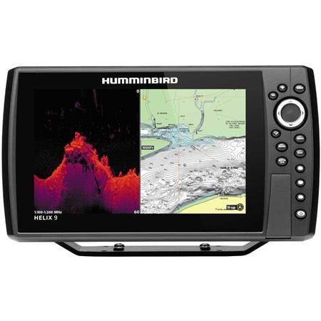SONDEUR GPS HUMMINBIRD HELIX 9G3N CHIRP MEGA DI+