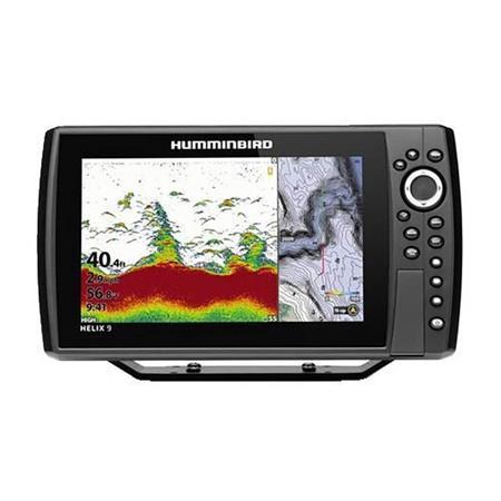 SONDEUR GPS HUMMINBIRD HELIX 9G4N CHIRP DS