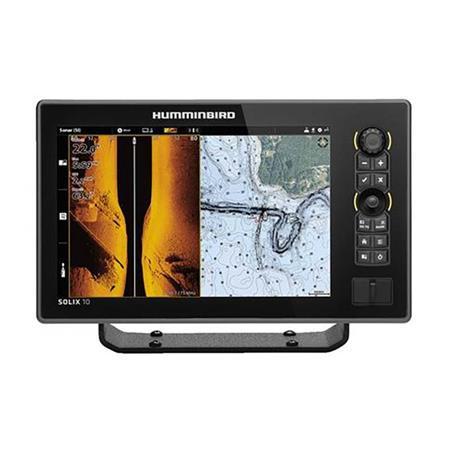 SONDEUR GPS HUMMINBIRD SOLIX 10 G3 MEGA SI+