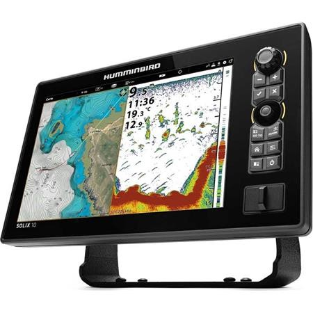 SONDEUR GPS HUMMINBIRD SOLIX 10'' HD 2D