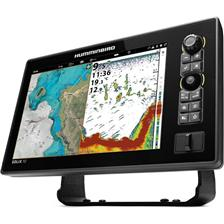 SONDEUR GPS HUMMINBIRD SOLIX 10'' HD 2D - SPECIAL SALON NAUTIC PARIS