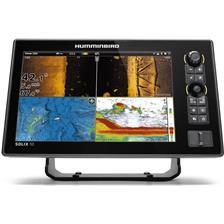 SONDEUR GPS HUMMINBIRD SOLIX 10 MSI - SPECIAL SALON NAUTIC PARIS