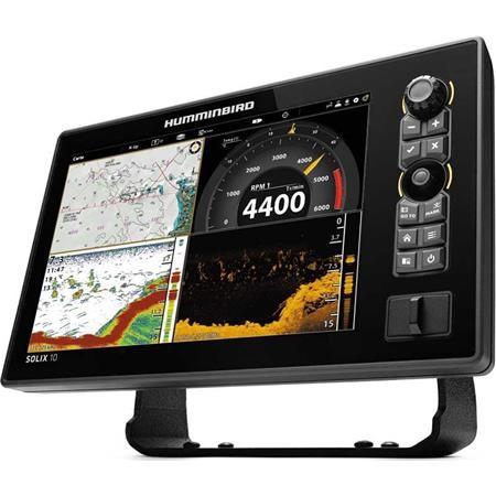 SONDEUR GPS HUMMINBIRD SOLIX 12 G2 MEGA DI +