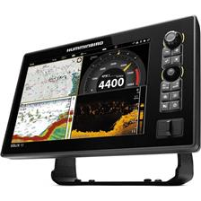 SONDEUR GPS HUMMINBIRD SOLIX 12'' MEGA DOWN IMAGING