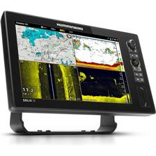 SONDEUR GPS HUMMINBIRD SOLIX 12'' MEGA SIDE IMAGING