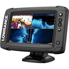SONDEUR GPS LOWRANCE ELITE-7 TI² HDI CNPL2019