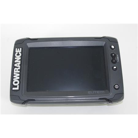 SONDEUR GPS LOWRANCE ELITE-7 TI² HDI - LW000-14640-001 OCCASION