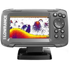 SONDEUR GPS LOWRANCE HOOK 2 - 4X