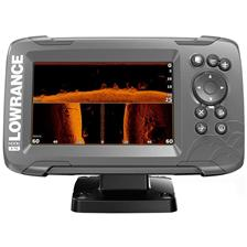 SONDEUR GPS LOWRANCE HOOK 2 - 5 TRIPLE SHOT