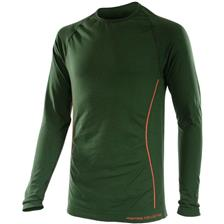 SOUS VETEMENT HOMME SUMMIT HUNTING COLLECTION - VERT