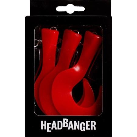 SPARE TAIL HEADBANGER TAIL REPLACEMENT TAILS - PACK OF 3