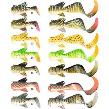 SPARE TAIL SAVAGE GEAR FOR 3D HYBRID PIKE 17CM - PACK OF 2
