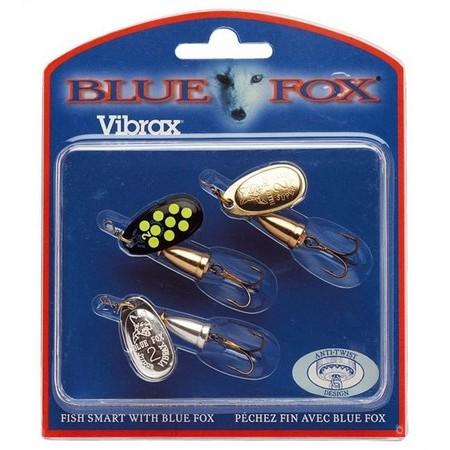 SPINNER KIT VIBRAX BLUE FOX VIBRAX 2