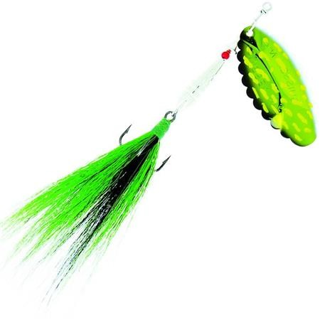 SPINNER SUISSEX XL BUCKTAIL BROCHET