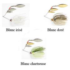 Lures Booyah MINI SHAD BLANC CHARTREUSE