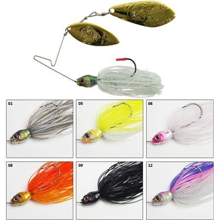 SPINNERBAIT GANCRAFT KILLERS BAIT OVER