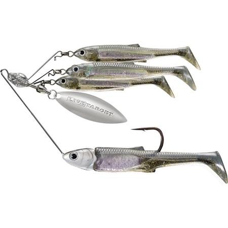 SPINNERBAIT LIVE TARGET BAITBALL SPINNER RIG MEDIUM - 14G