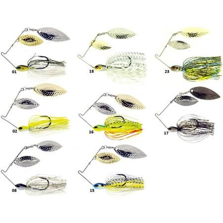 SPINNERBAIT MOLIX FS DOUBLE WILLOW - 14G
