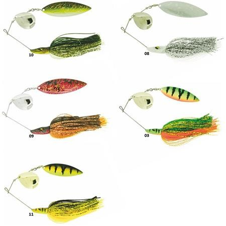 SPINNERBAIT MOLIX PIKE WILLOW TANDEM - 42G