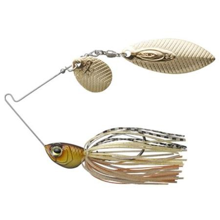 SPINNERBAIT O.S.P HIGH PITCHER MAX TANDEM WILLOW