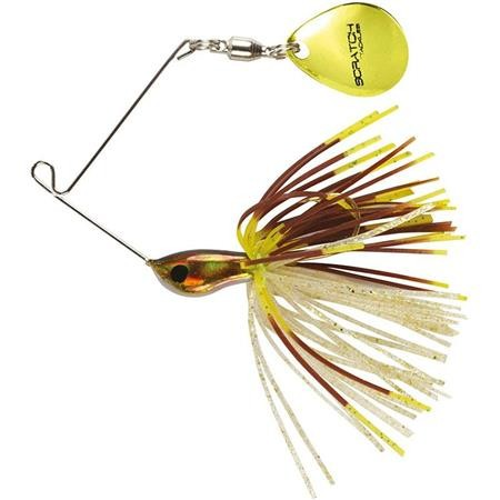 SPINNERBAIT SCRATCH TACKLE MICRO SPINNER ALTERA NANO - 5.5G
