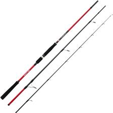 SPINNING ROD HEARTY RISE BASSFORCE II 3 SECTIONS