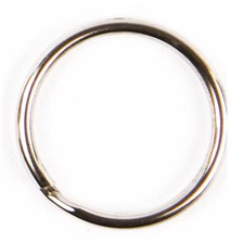 SPLIT RING PIKE'N BASS STAINLESS