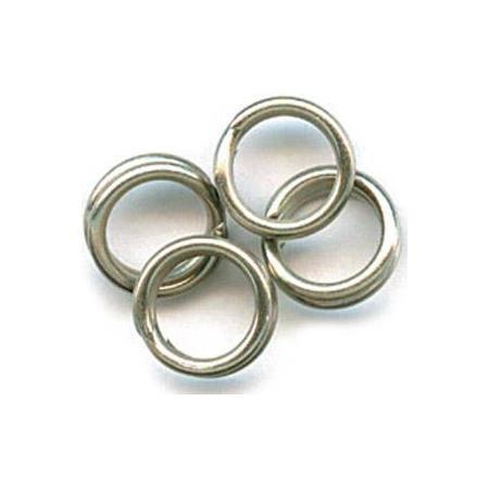 SPLIT RINGS MUSTAD MA031 NI - PACK OF 10