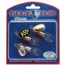 SPOON KIT BLUE FOX VIBRAX 2