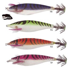 SQUID JIG FLASHMER PITBULL TCR - PACK OF 5