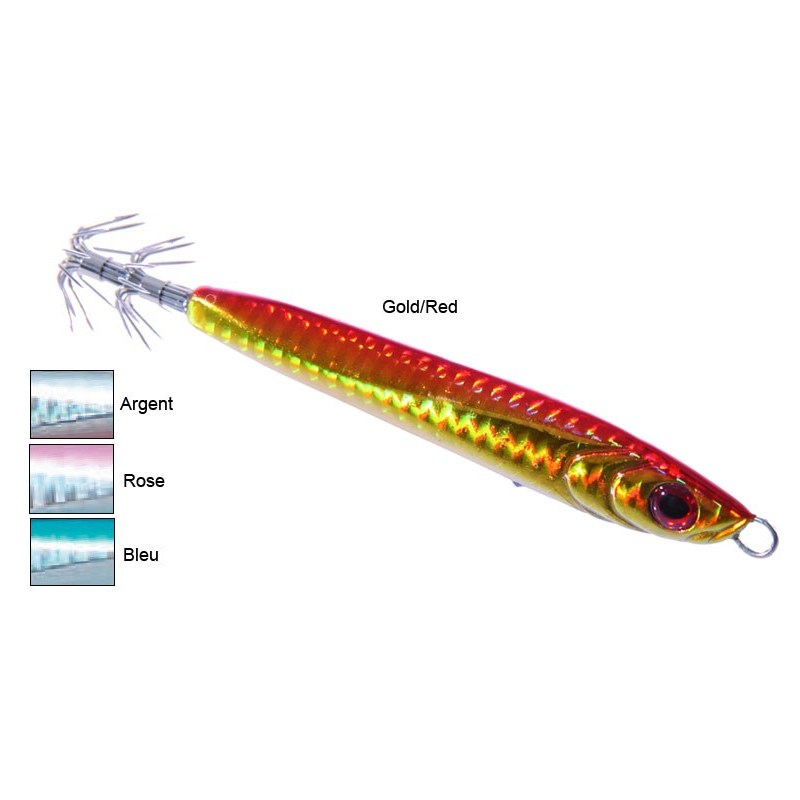 Harimitsu Sumizoku Squid Jig 2.5 Normal – FishingTackleTraders |Best Squid Jigs