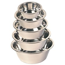 STAINLESS DISH