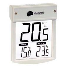 STATION BUITEN THERMOMETER VENSTER LA CROSSE TECHNOLOGY